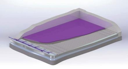 Systém suchej podlahovky INSPIRE
