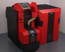 Automatic pellet boilers